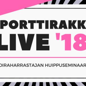 SporttiRakki Live
